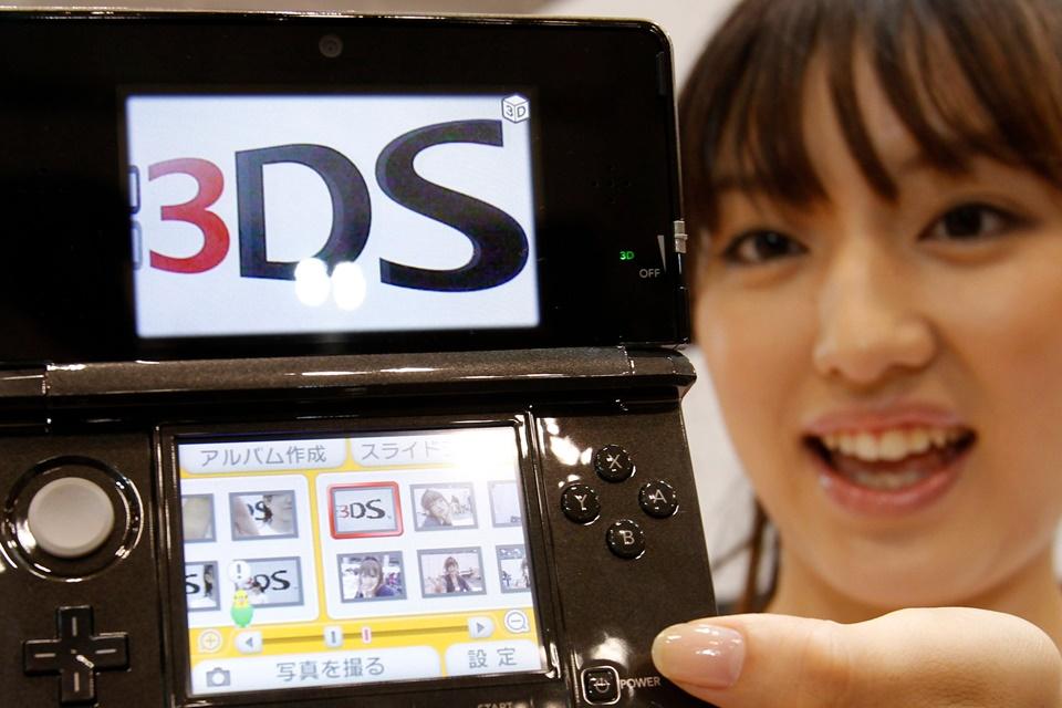 Nintendo 3DS superou Xbox em vendas no Japão em 2020