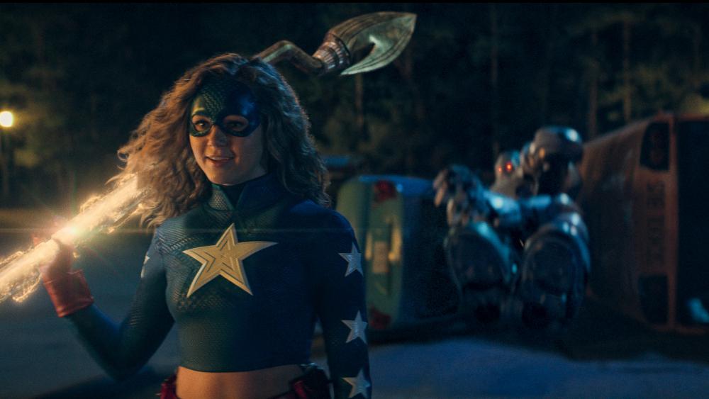 Stargirl fez sua estreia, inicialmente, no streaming DC Universe. (Reprodução)