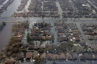 More pronounced natural disasters are just some of the consequences, scientists project.