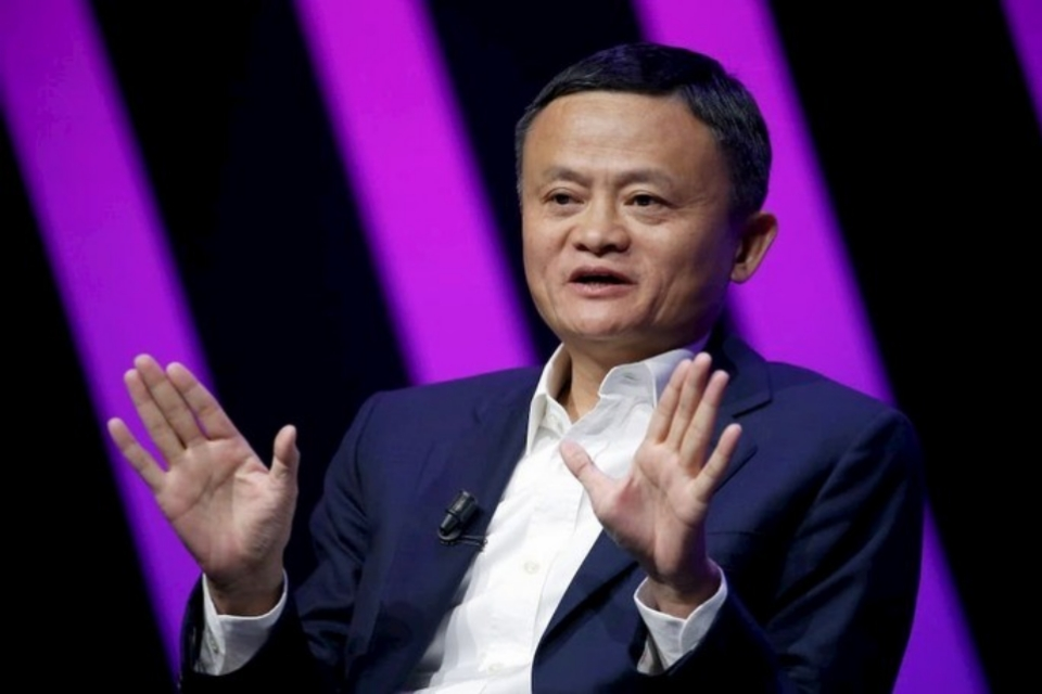 Jack Ma, cofundador da Alibaba, ressurge após 3 mês sem ser visto