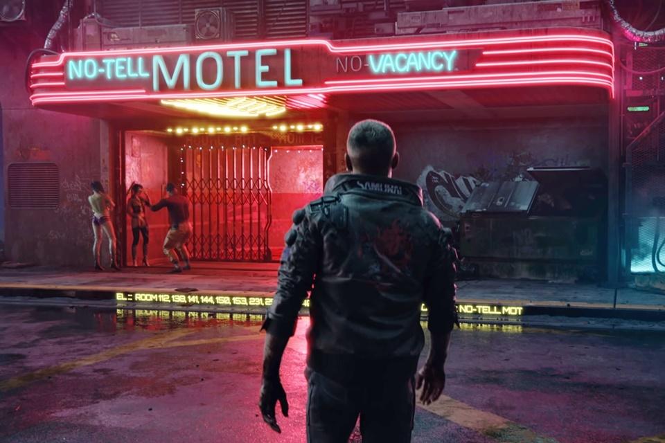 Cyberpunk 2077 ganha crossover com filme Super Mario Bros