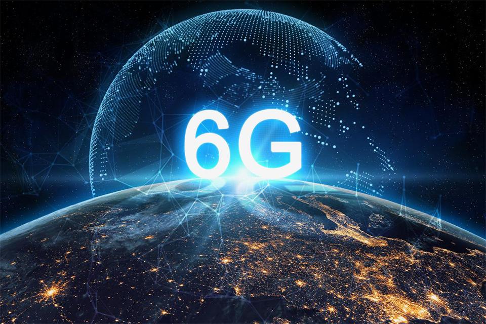 Rede 6G mudará o mercado com velocidades acima de 1 Tbps