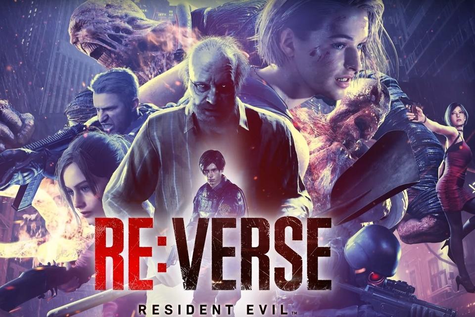 RE:Verse, multiplayer de RE Village, ganha trailer e gameplay