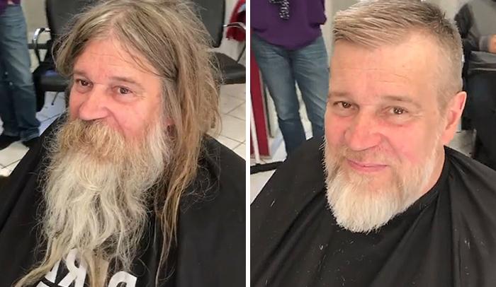 Realmente, o antes e depois é impressionante!