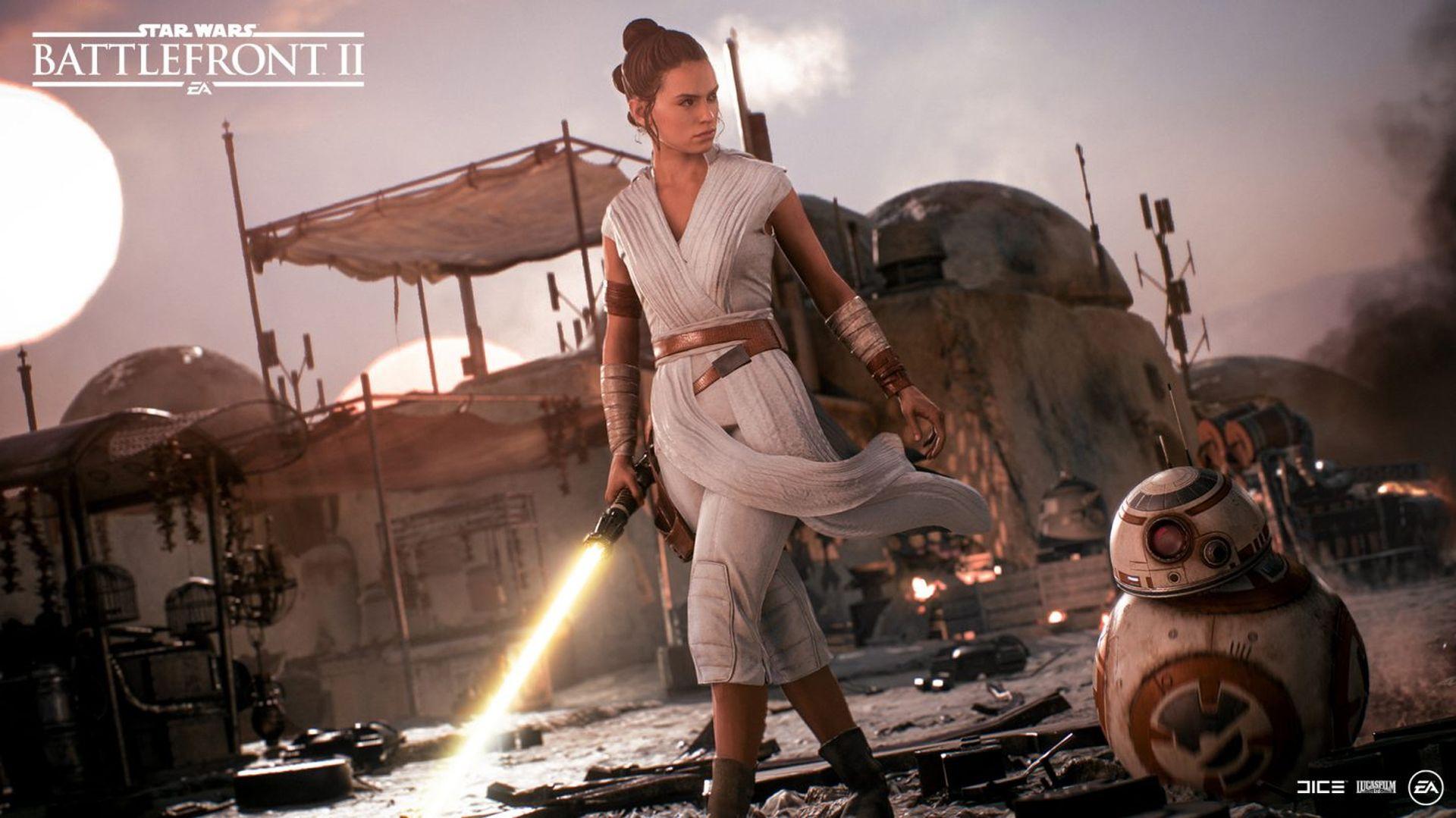Star Wars Battlefront 2 reúne os personagens mais icônicos de todas as histórias da saga