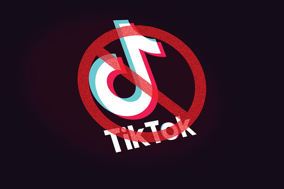 Índia bane TikTok e outros 58 apps chineses permanentemente