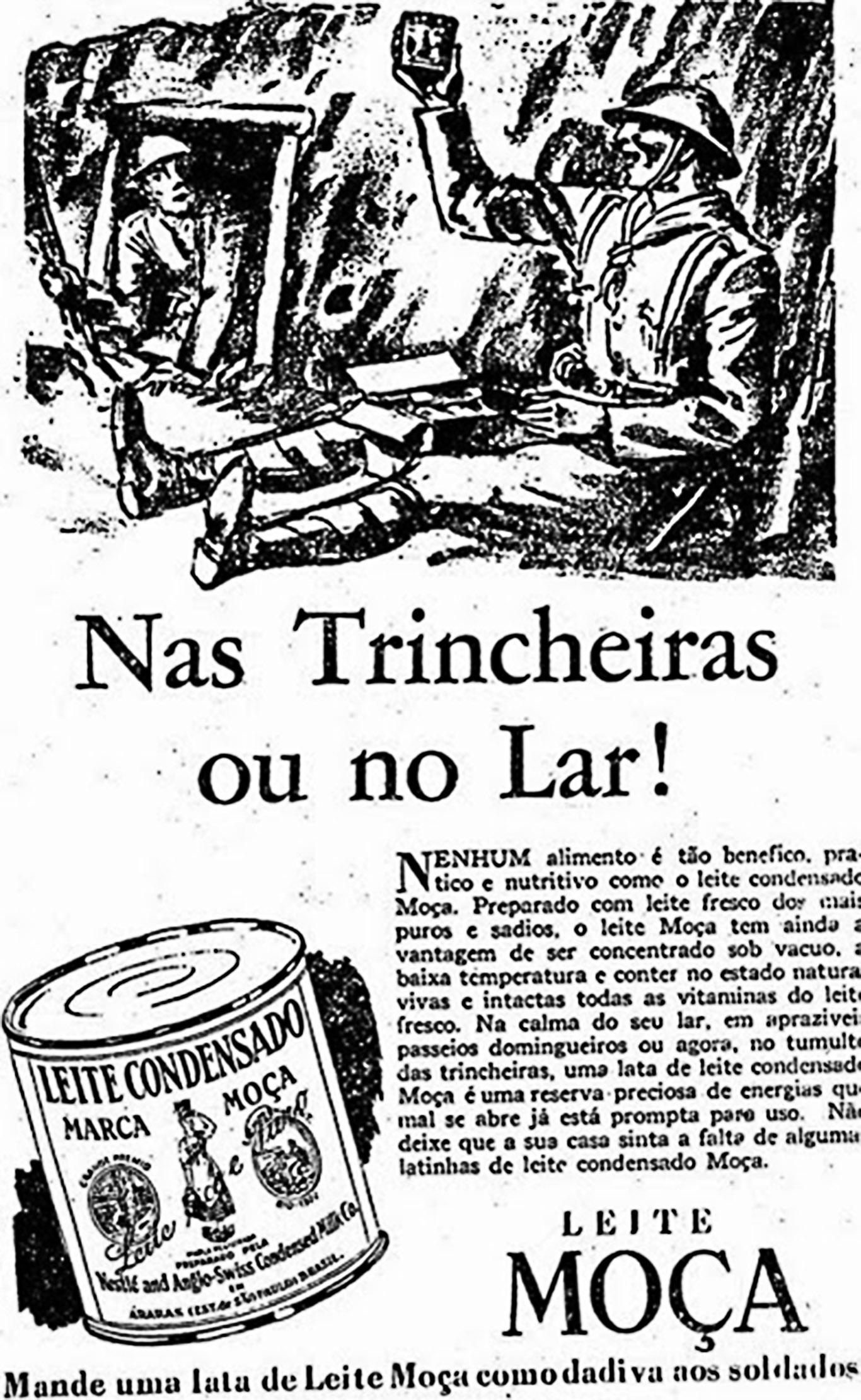 Fonte: Propagandas Históricas/Reprodução