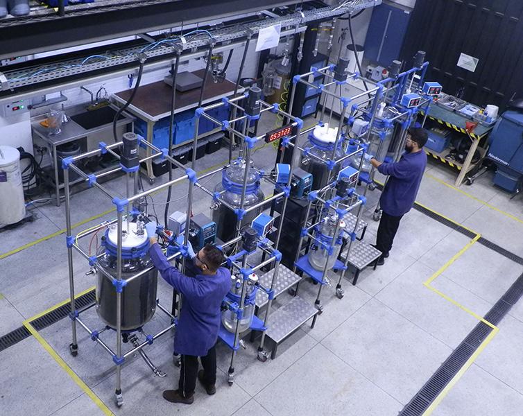 Graphene factory in Belo Horizonte, MG (Source: MGgrafeno / Disclosure)