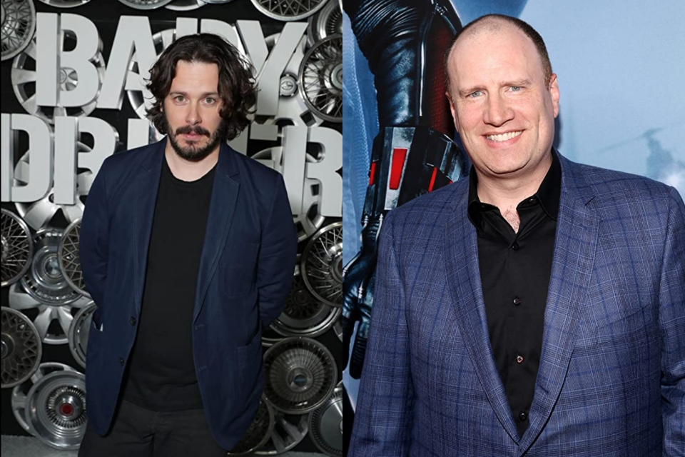 Marvel: Edgar Wright disse que se reaproximou de Kevin Feige