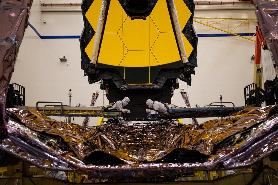 Telescópio espacial James Webb ganhará o espaço em outubro