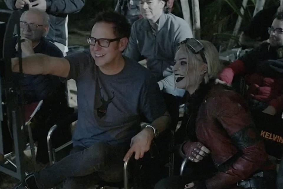 O Esquadrão Suicida: James Gunn diz que o filme está finalizado
