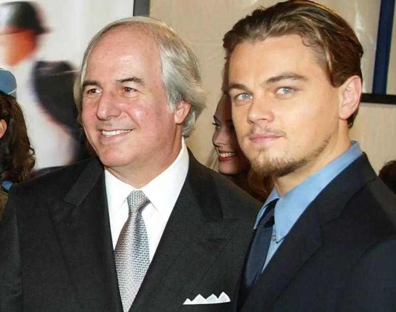 Frank e Leo.