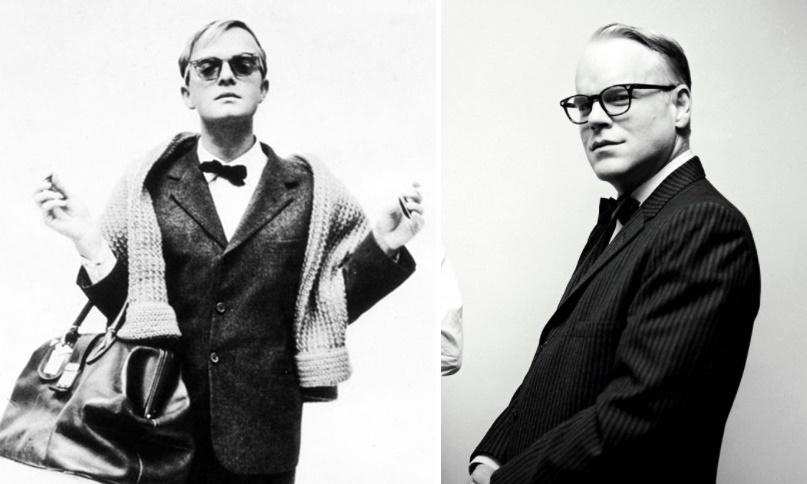 Truman e Philip.