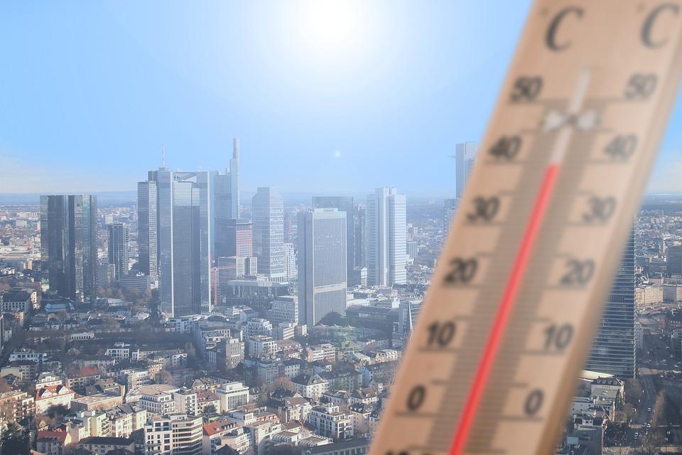 Quarentena reduziu a poluição, mas aumentou a temperatura global