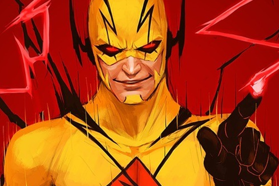 Por que o Flash Reverso odeia o herói?