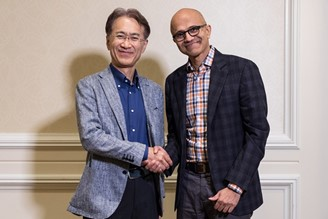 In 2019, Sony and Microsoft announced a partnership to improve the game streaming service.