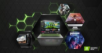 GeForce Now is the game streaming service from NVIDIA.