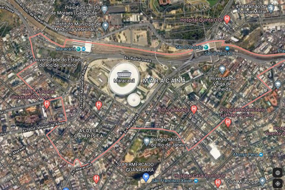 Como ver o Google Maps no modo satélite pelo celular e PC