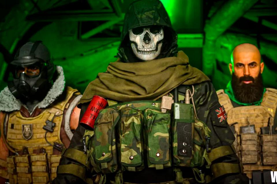 Call of Duty: Warzone recebe prévias em jogo da próxima temporada