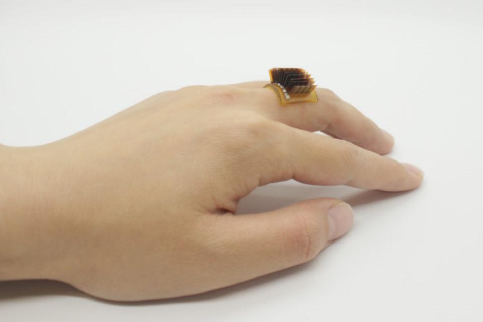 Novo dispositivo vestível pode transformar o corpo em bateria