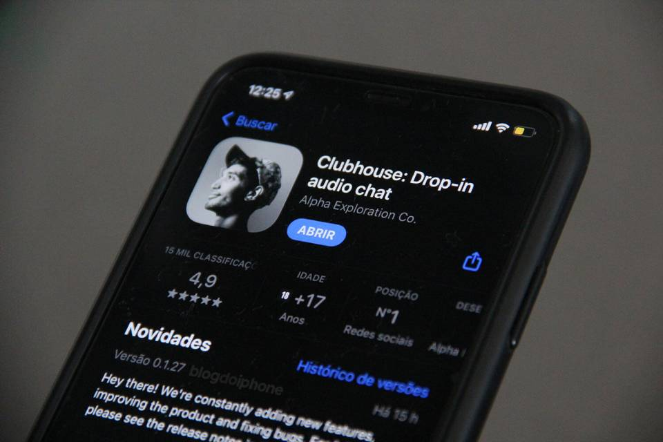 Clubhouse para Android vai chegar quando?