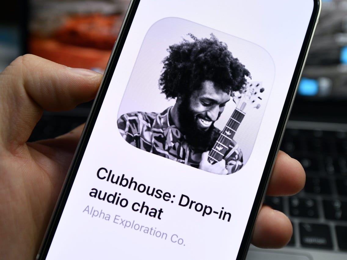 Le réseau social Clubhouse compte plus de 3,6 millions d'utilisateurs.