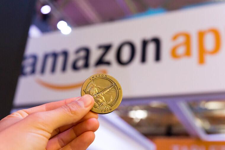 Iniciativa expandiria aquilo que já é oferecido pelo Amazon Coin há oito anos.