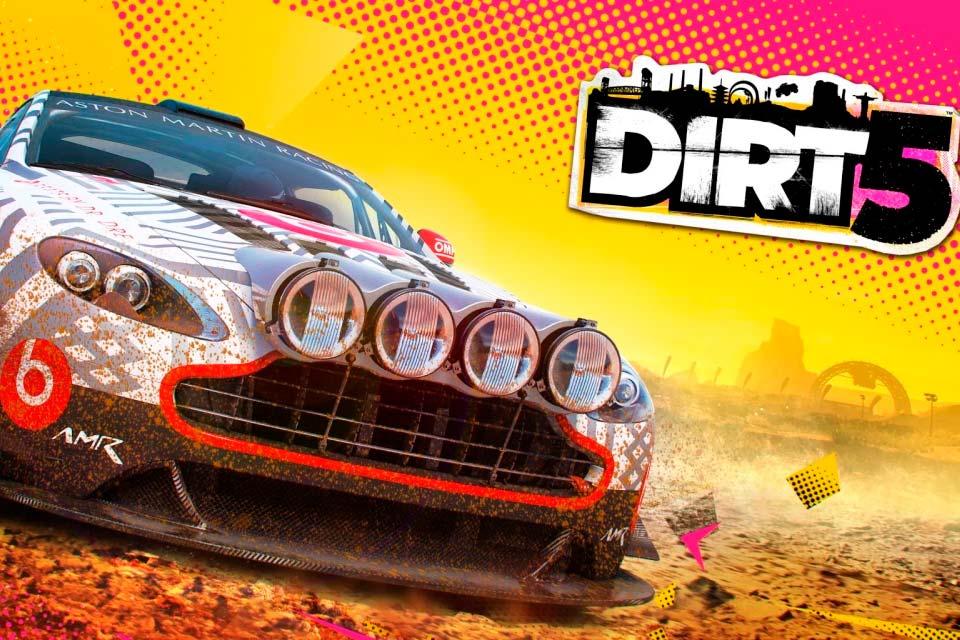 Xbox Game Pass recebe Dirt 5 e outros títulos de peso em fevereiro