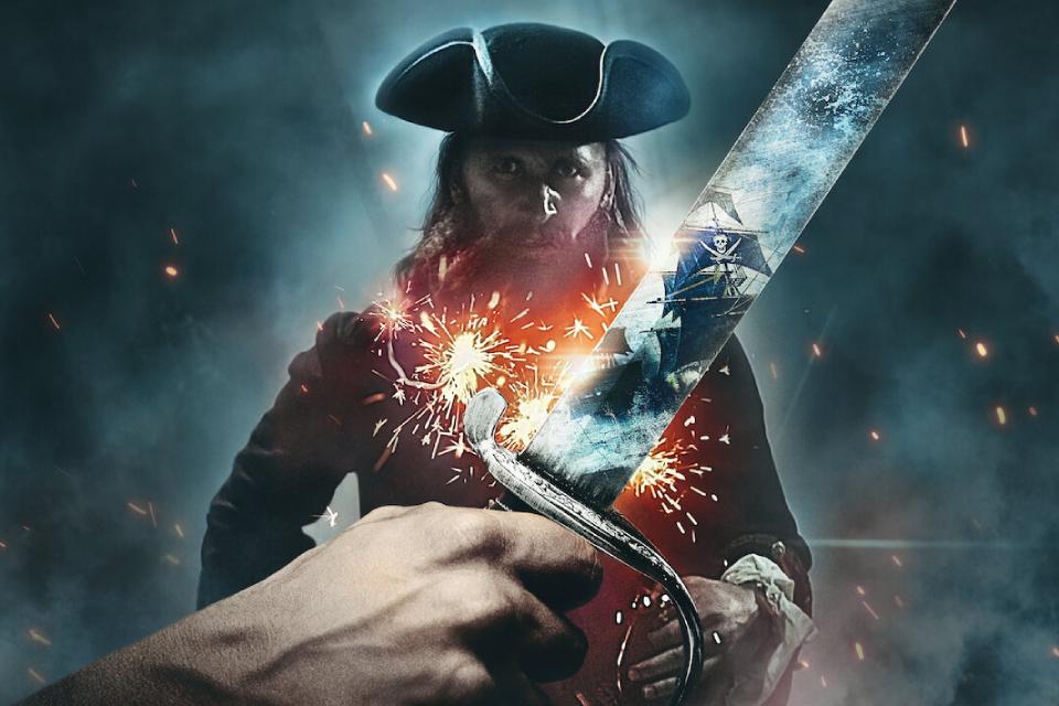 The Lost Pirate Kingdom: Netflix revela trailer de série sobre piratas