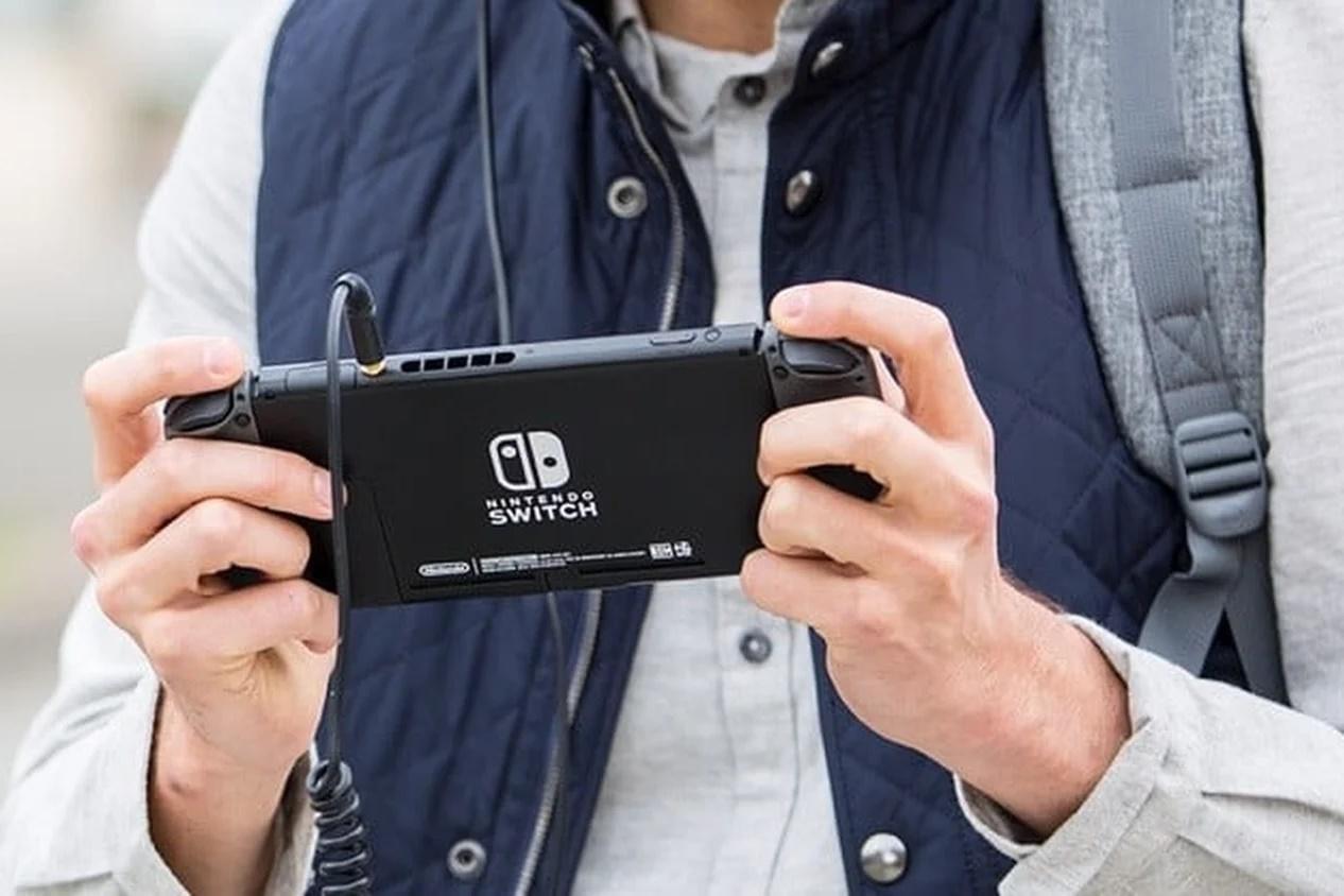Você sabia? Jogador dá dica para mostrar nível da bateria no Switch