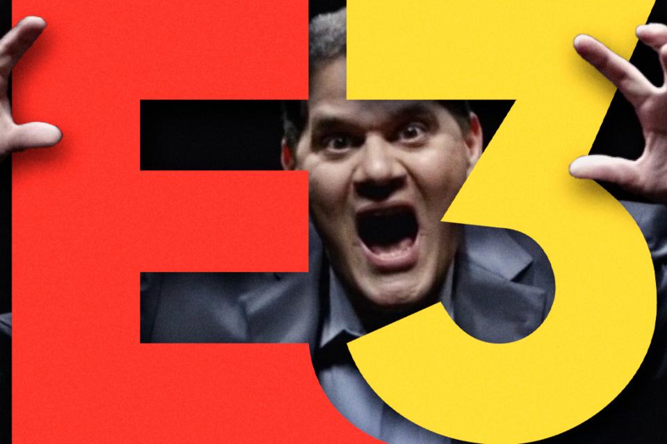Reggie Fils-Aimé não se empolga com programação da E3 2021