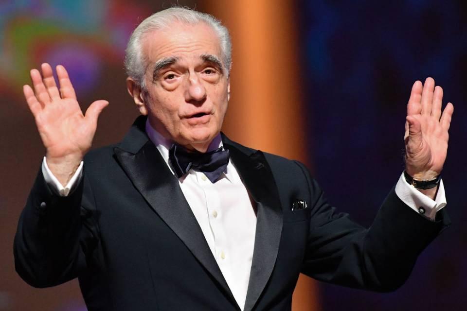 Martin Scorsese critica indústria do cinema e algoritmos de streaming