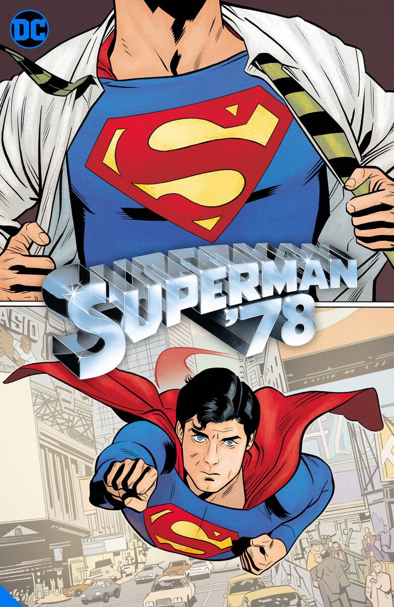 Capa de Superman '78