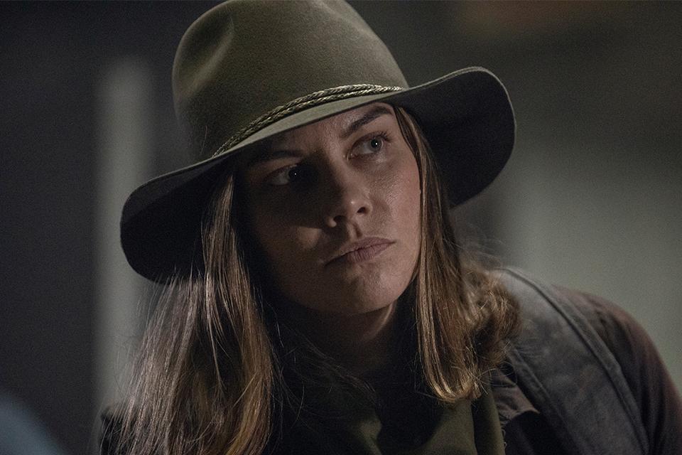 The Walking Dead: Lauren Cohan fala sobre tensão entre Maggie e Negan