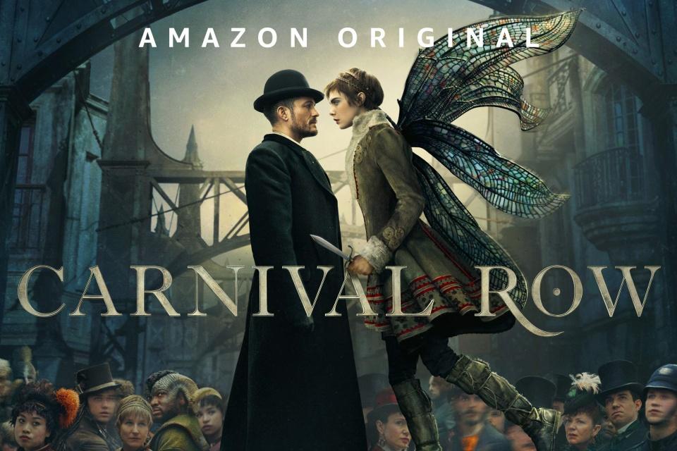 Carnival Row: tudo o que sabemos sobre a série do Amazon Prime Video