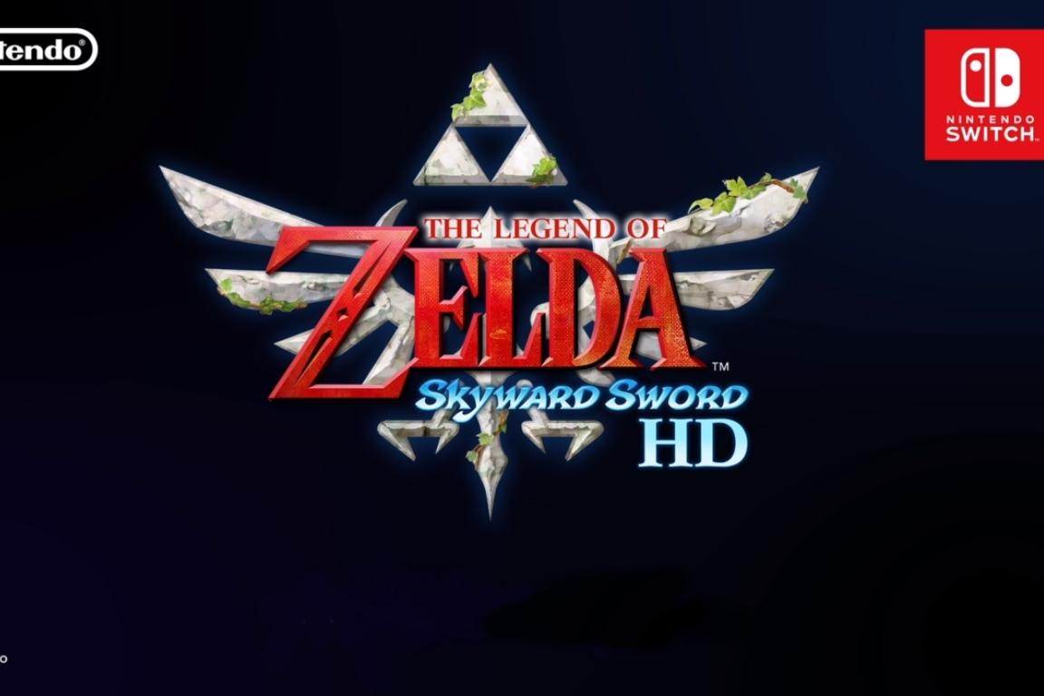 The Legend of Zelda: Skyward Sword HD é anunciado para Switch