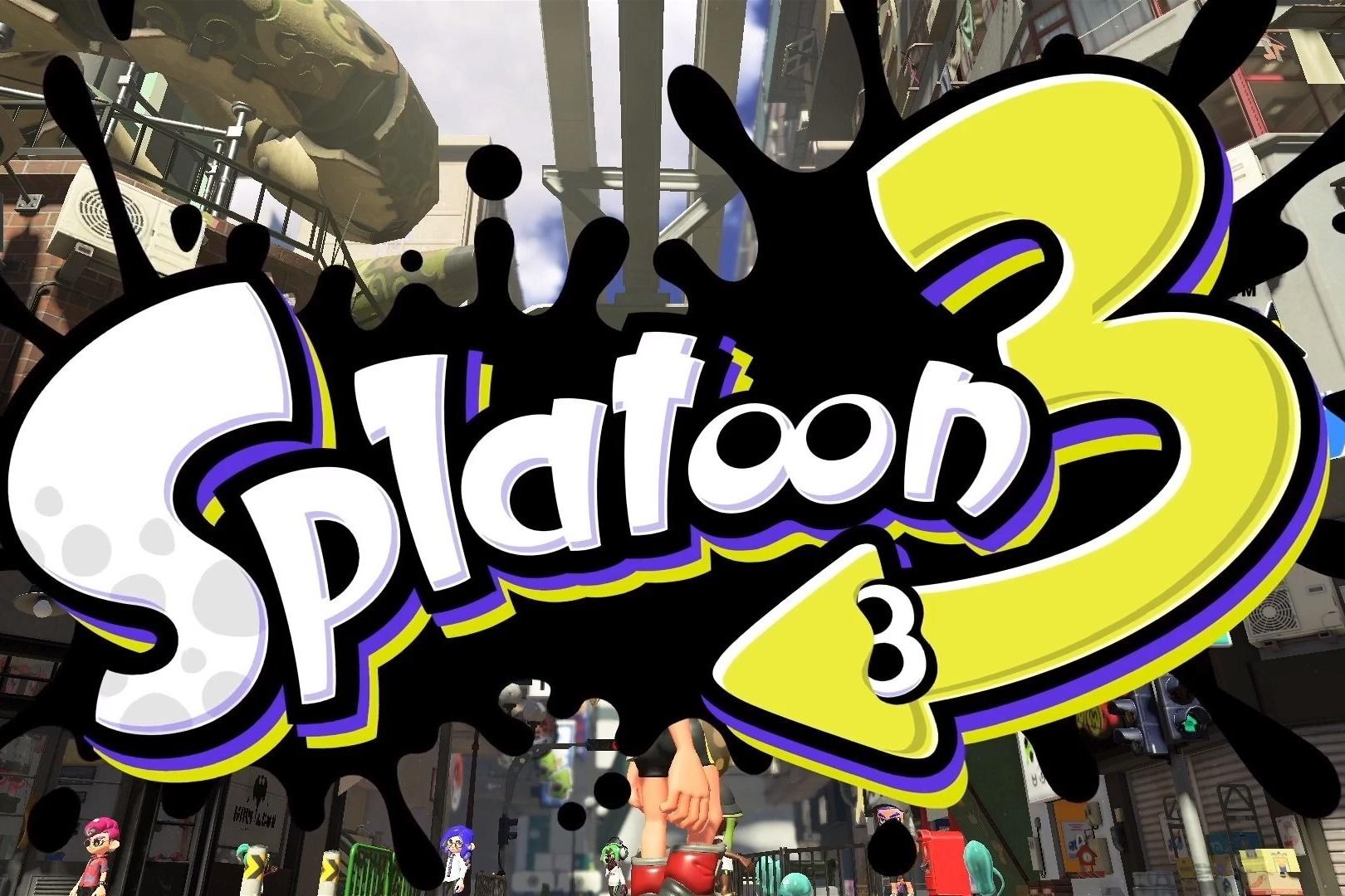 Nintendo anuncia Splatoon 3 para Nintendo Switch