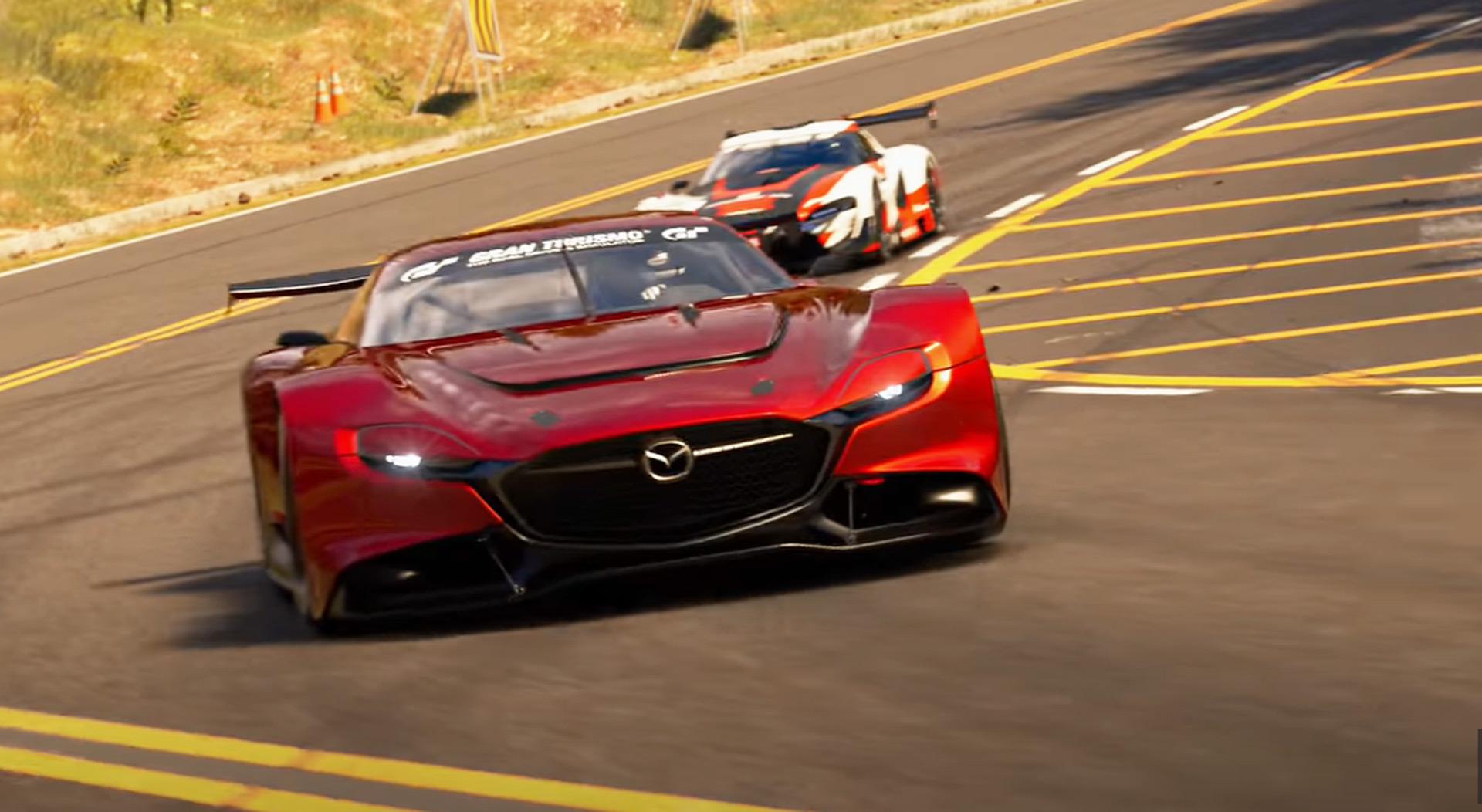 Gran Turismo 7 should arrive in 2021