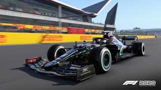 F1 2020 is the current game in the franchise