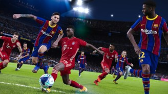 PES 2021 was just an update from the previous version