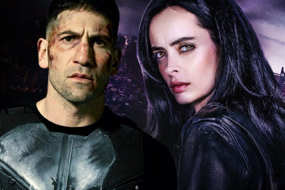 Marvel Studios recupera os direitos de Jessica Jones e Justiceiro