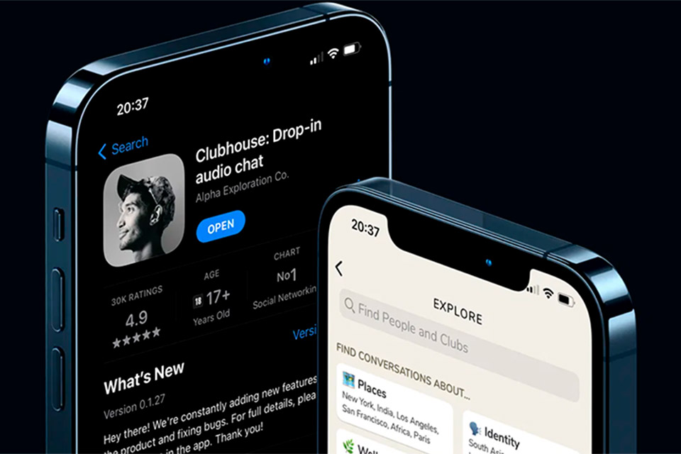 App Clubhouse pode ser utilizado para golpes, alerta Kaspersky