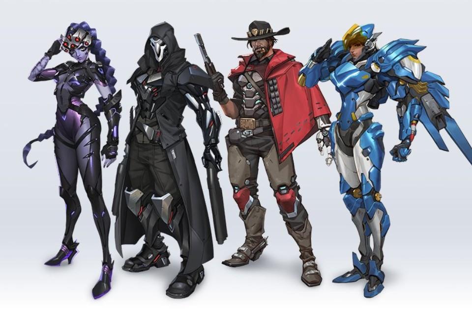 Overwatch 2 revela novos mapas, gameplay e designs de personagens