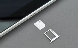 The PIN protects the data on the chip.