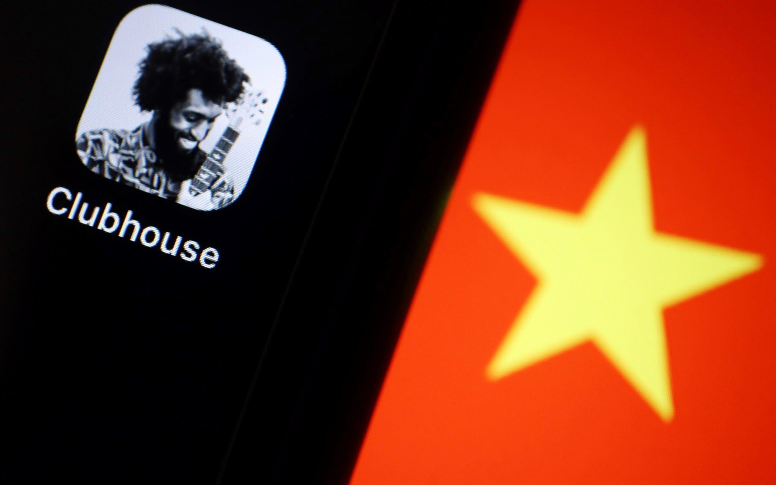 Antes mesmo do lançamento oficial, o Clubhouse foi bloqueado na China.