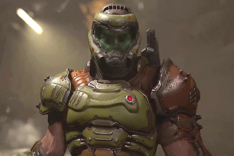 Doom Eternal: devs planejaram versão feminina de Doom Slayer
