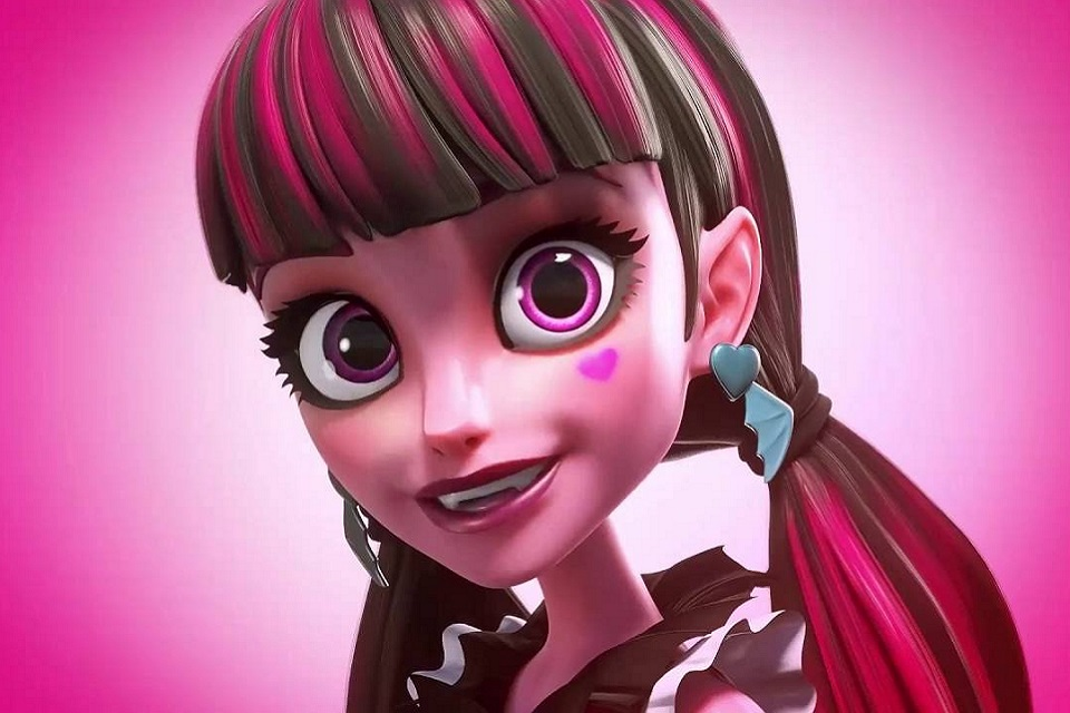Monster High: Nickelodeon desenvolverá filme live-action e série animada