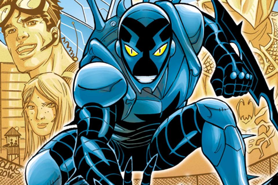 Besouro Azul: filme live-action da DC encontra diretor