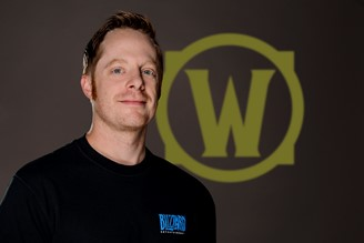 Jeremy Feasel is the lead game designer for World of Warcraft Shadowlands