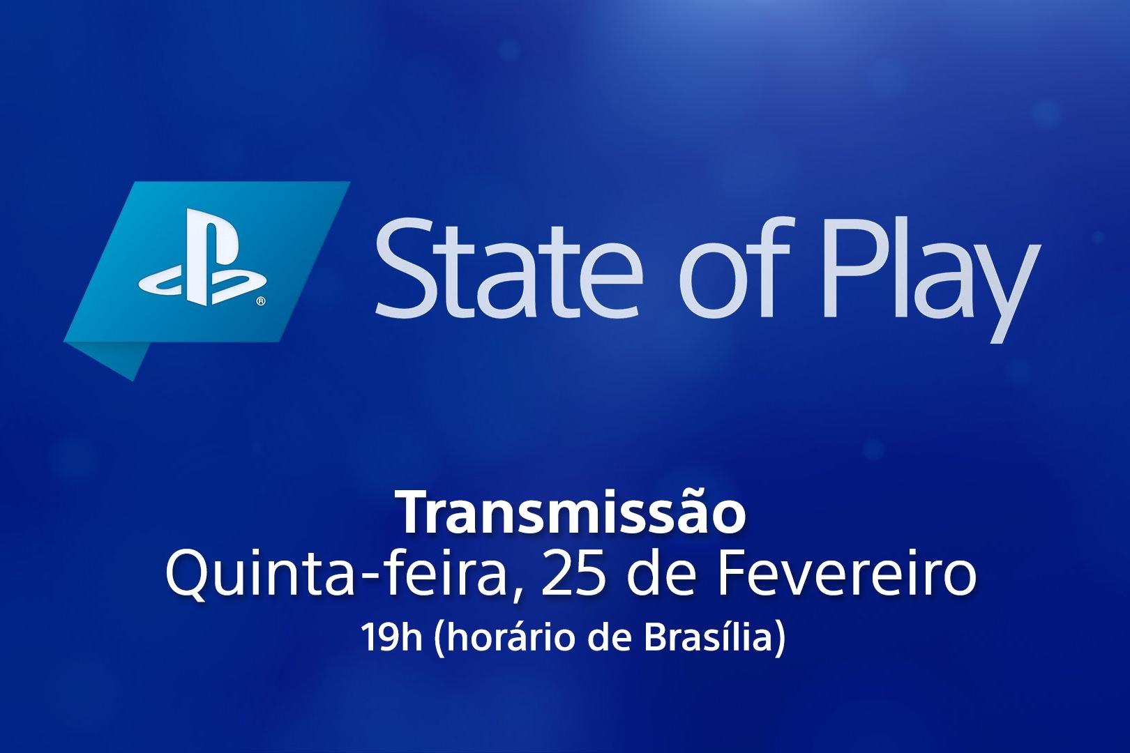 State of Play com notícias de jogos de PS4 e PS5 acontece nesta quinta (25)